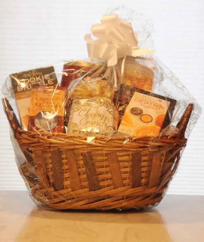 new year gift basket