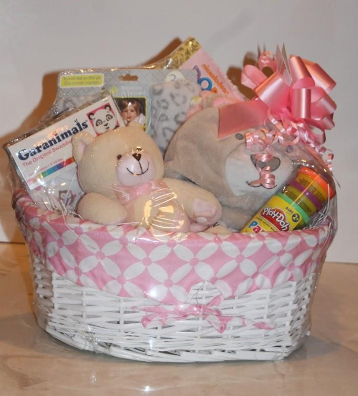 New Baby Gift Baskets Boston : A beary beautiful boston baby basket bravo baskets