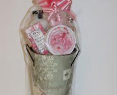 new staff member custom gift basket